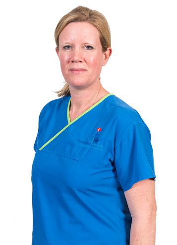 Fitzpatrick Referrals' Rehabilitation Team Leader Fiona Doubleday
