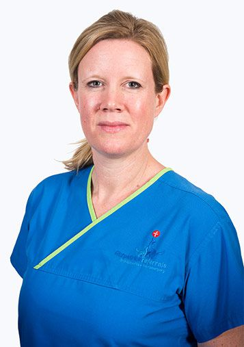 Fiona Doubleday chartered physiotherapist at Fitzpatrick Referrals Orthopaedics and Neurology Hospital