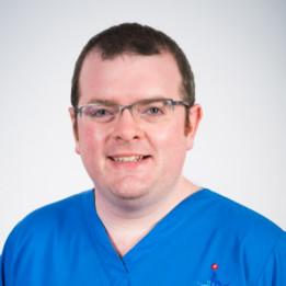 Padraig Egan ECVS Surgery Resident