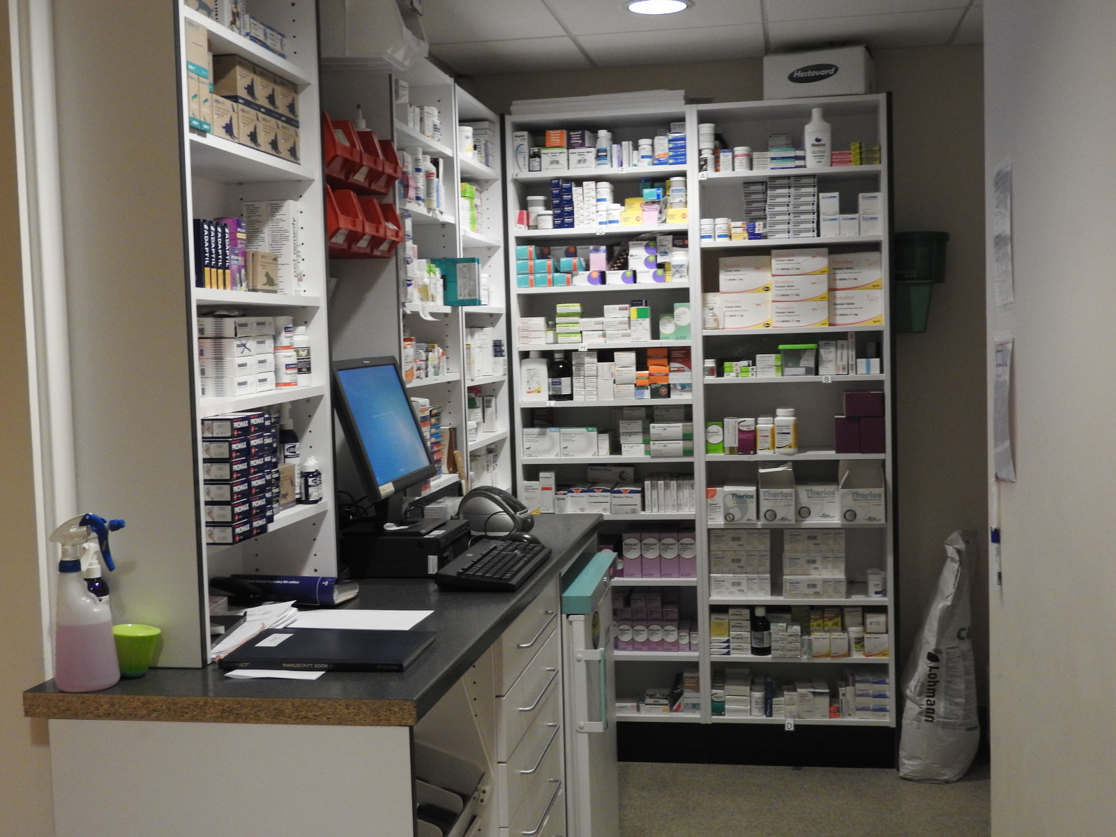 Pharmacy at Fitzpatrick Referrals Orthopaedics and Neurology