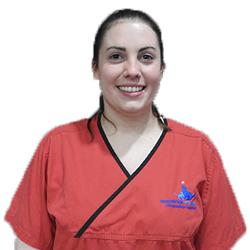 Felicity Stringer, Radiographer