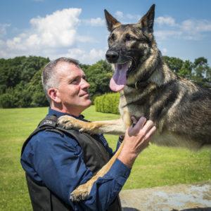 ray-and-his-police-dog-shaun