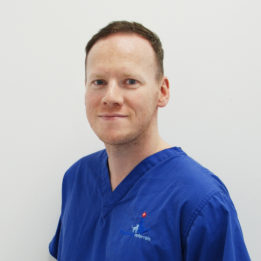 Gerard McLauchlan, Senior Clinician in Interventional Radiology