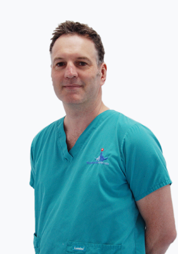 Professor Nick Bacon, Fitzpatrick Referrals Oncology and Soft Tissue