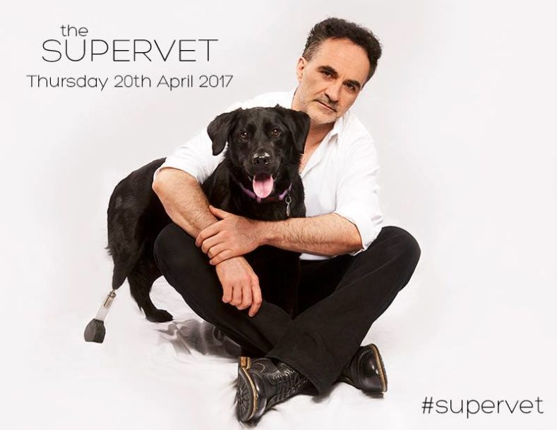The Supervet Professor Noel Fitzpatrick