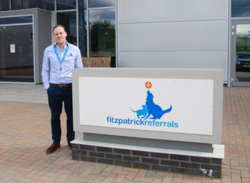 Dr Gerard McLauchlan, Interventional Radiology service at Fitzpatrick Referrals