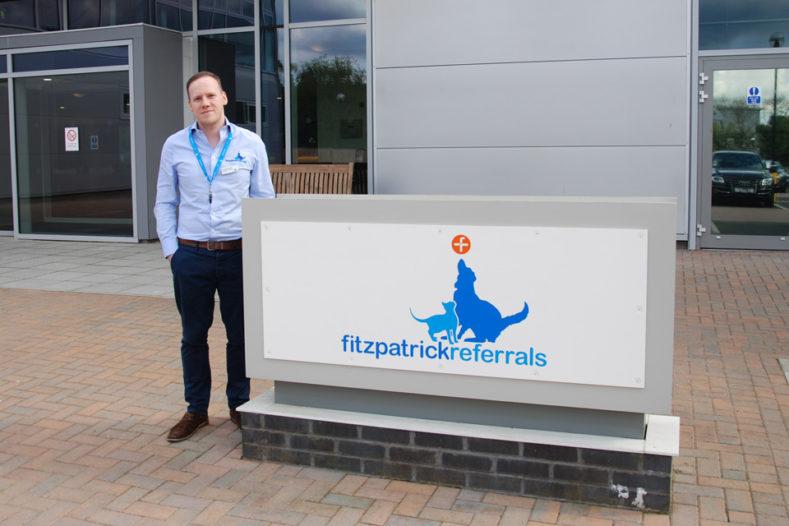 Dr Gerard McLauchlan, Interventional Radiology service at Fitzpatrick Referrals