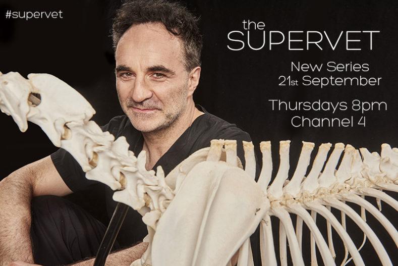 Supervet Series 10 announcement