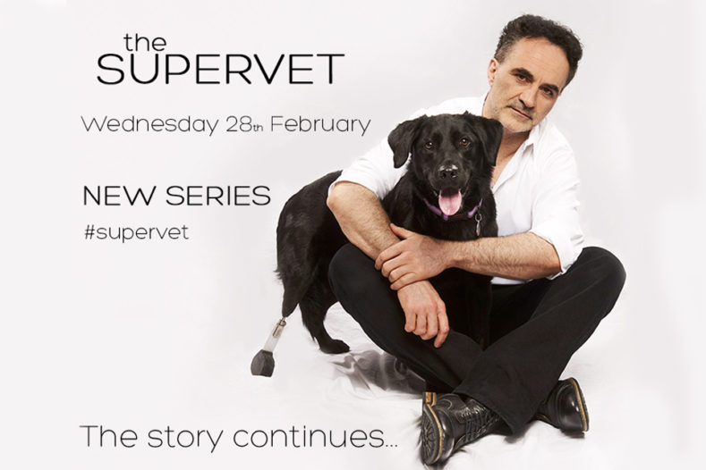The Supervet announcement February 2018 at Fitzpatrick Referrals
