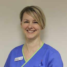 Michaela Smith physiotherapist at Fitzpatrick Referrals
