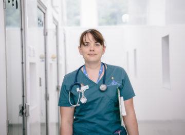 Fitzpatrick Referrals Interventional Radiology Senior Nurse Jen O'Keeffe