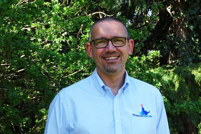 Dr Pete van Dongen joins Fitzpatrick Referrals