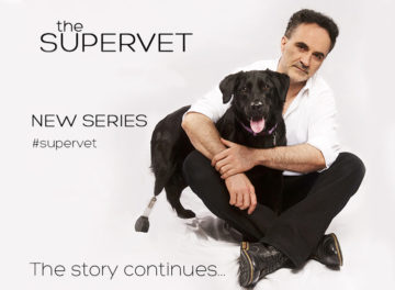 Series 12 of The Supervet returns in September