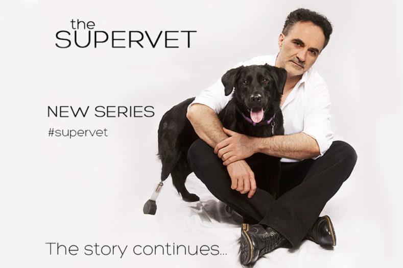 Series 12 of The Supervet returns in September