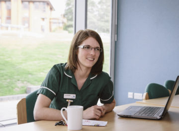 Clinical Nurse Lead Lucy Montague Fitzpatrick Referrals