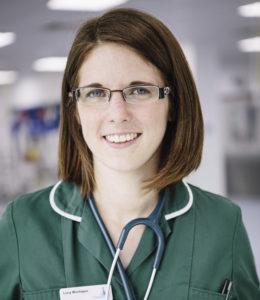 Clinical Nurse Lead Lucy Montague Fitzpatrick Referrals