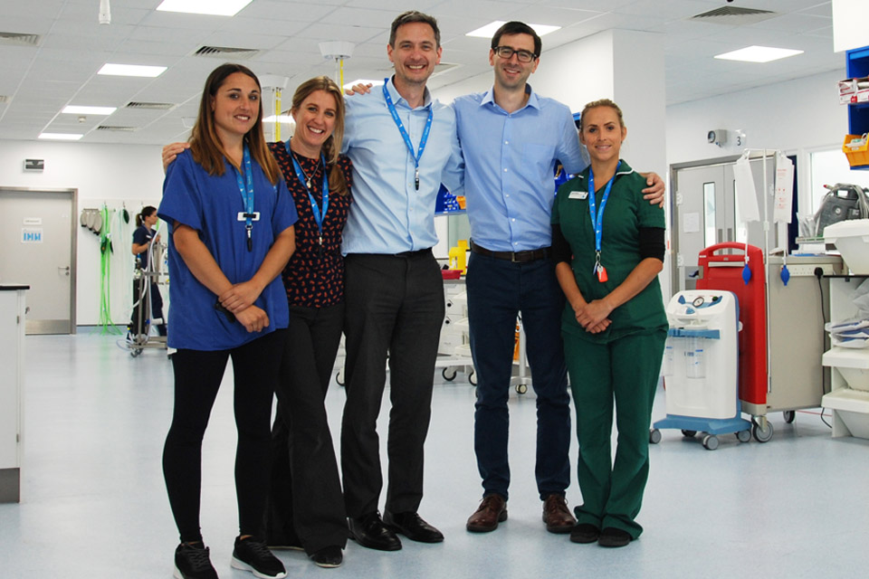 Fitzpatrick Referrals Medical Oncology team
