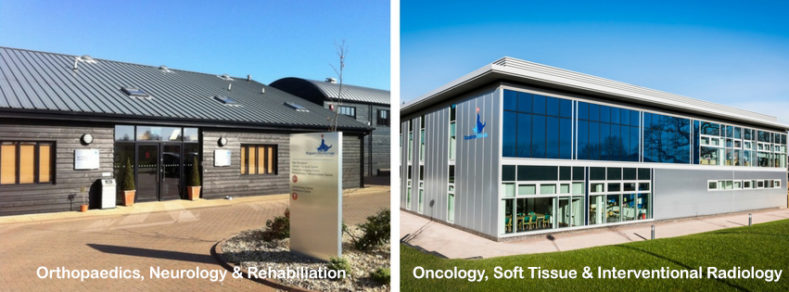 Fitzpatrick Referrals two referral centres in Surrey