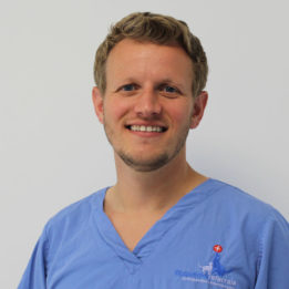 Dr Guillaume Leblond Senior Surgeon in Neurology at Fitzpatrick Referrals