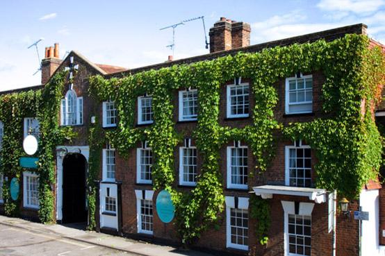 The Talbot Inn in Ripley