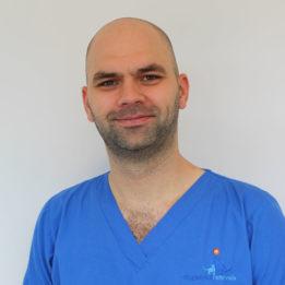 Dr Ivan Kalmukov, Surgical Resident (ECVS) at Fitzpatrick Referrals