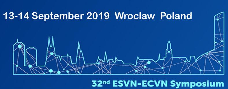 32nd ESVN-ECVN Symposium in Poland logo
