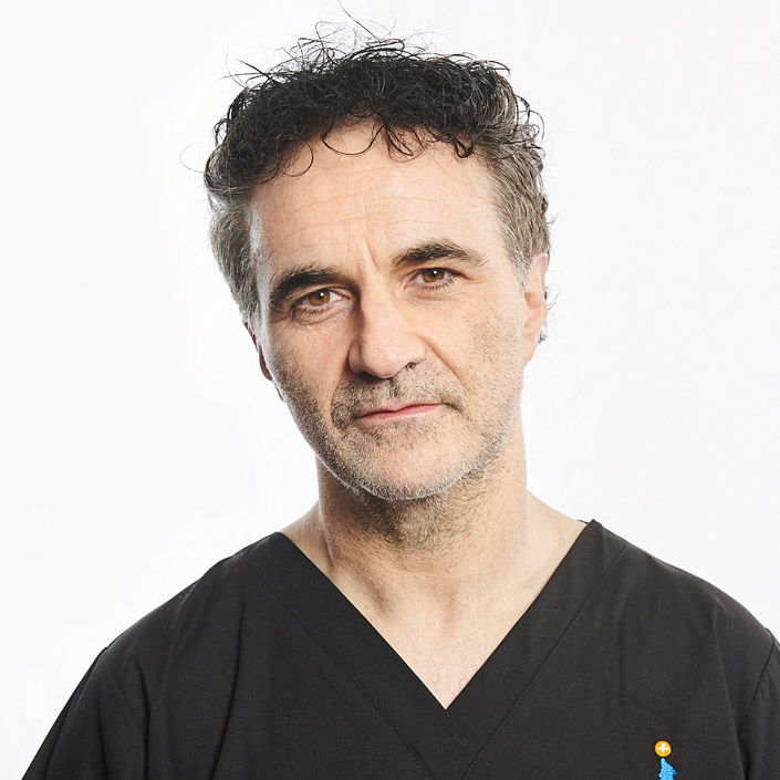 Professor Noel Fitzpatrick of Fitzpatrick Referrals