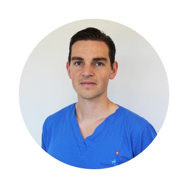 ECVS Resident Surgeon Eirik Kvale, Fitzpatrick Referrals