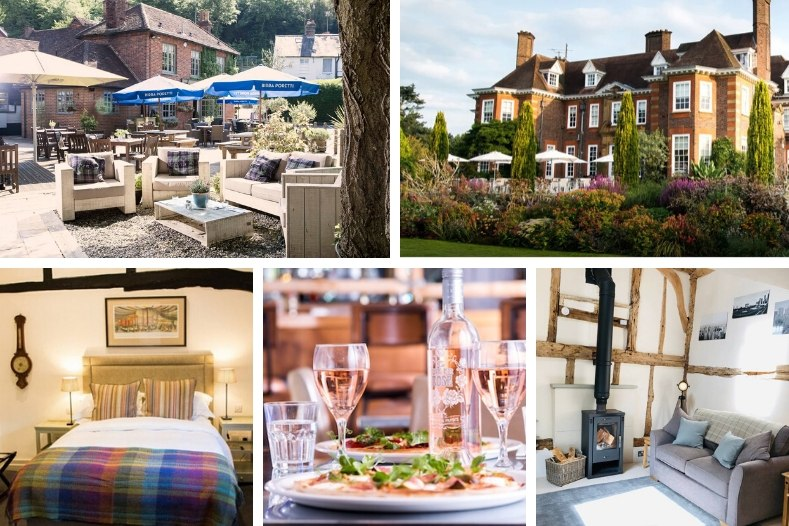 Local places to stay and eat near Fitzpatrick Referrals