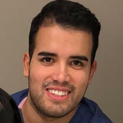 Fitzpatrick Referrals Intern Mario Garcia