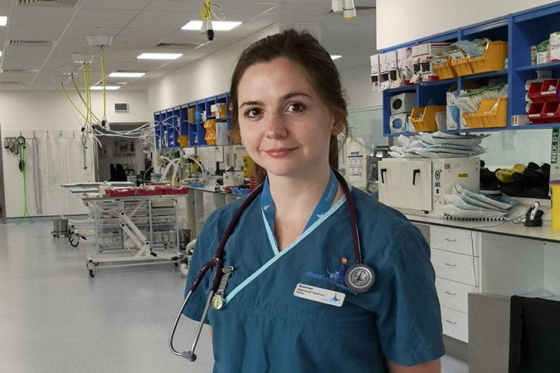 Registered Veterinary Nurse Shannen