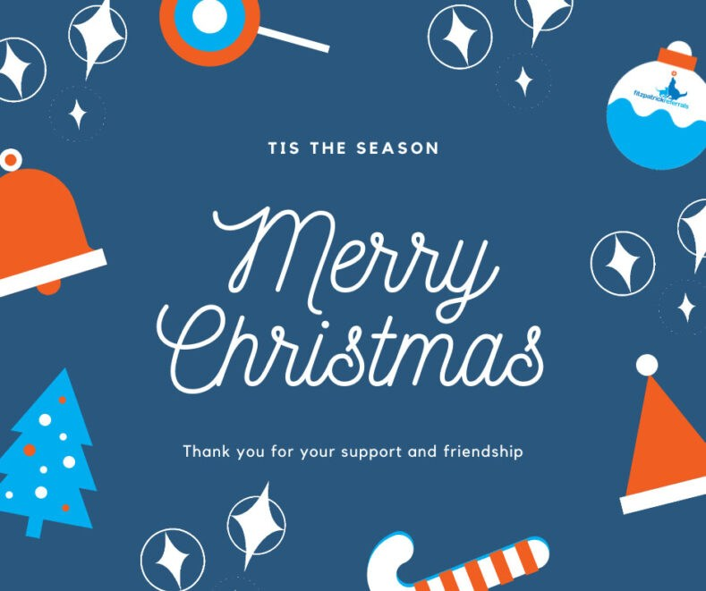 Merry Christmas from Fitzpatrick Referrals