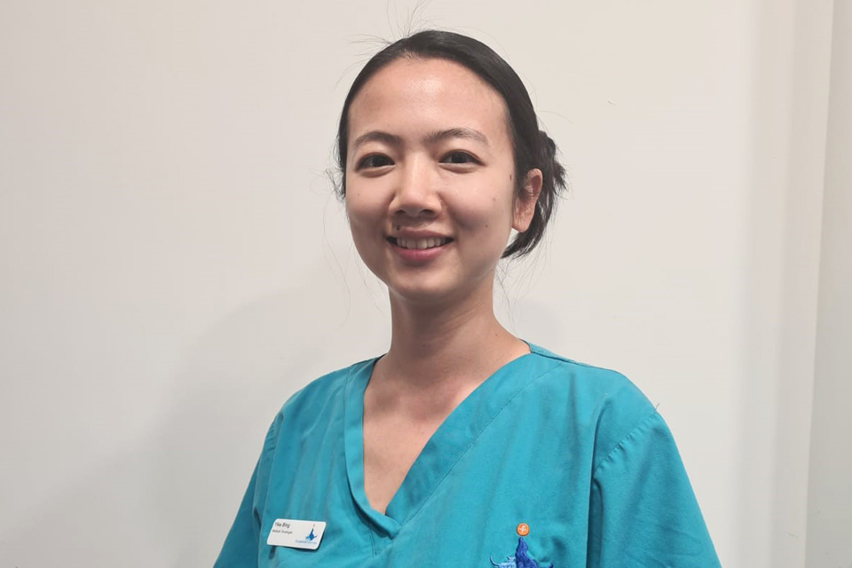 Dr Yike Bing