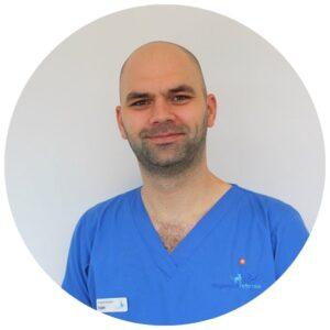 Surgical Resident (ECVS) Dr Ivan Kalmukov